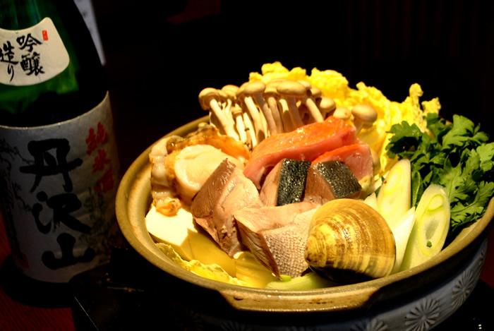 忘年会・新年会鍋コースのご案内