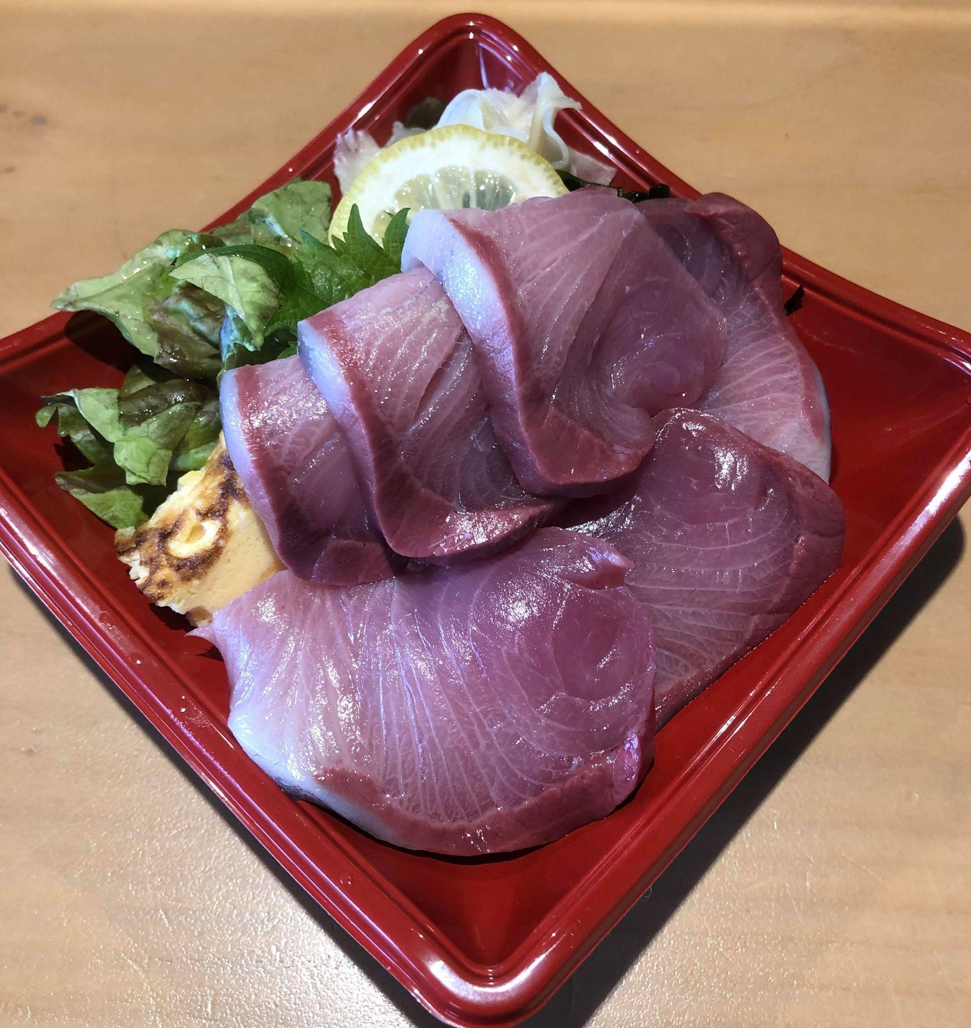 海鮮ぶり丼弁当